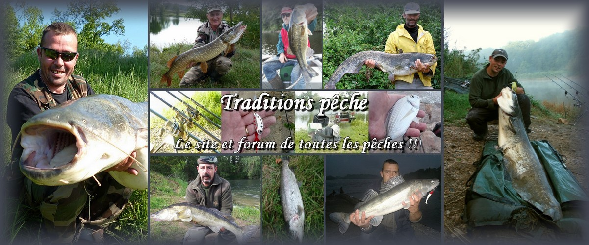Traditions Pêche